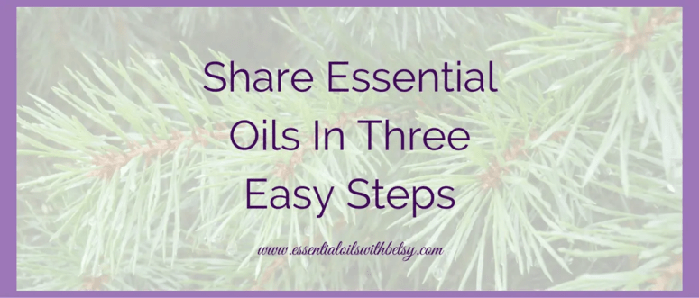 Sharing essential oils is pure joy for me. I love the whole experience, and it's amazing to see how doTERRA changes lives! Read on for three simple tips on how to share essential oils in a way that is warm and approachable.