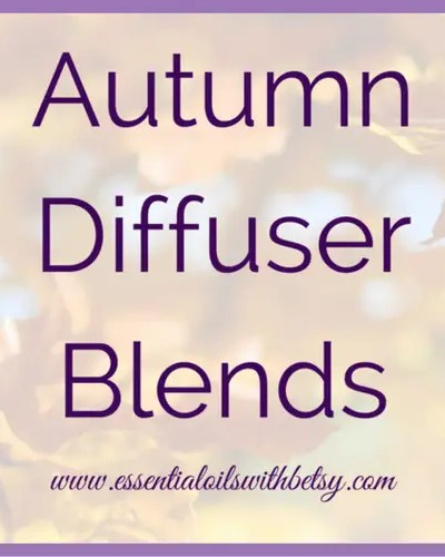 Autumn diffuser blends are a year around favorite for many of us, because they smell so good! As we head into September and the back to school season, I wanted to share two of my own favorites for you to also enjoy.