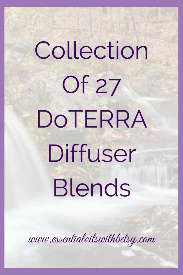 27 doTERRA diffuser blends galore! Today as I was cleaning a few old files off my computer, I came across an awesome stash from doTERRA that I just had to share with you. I counted 27 different blends from doTERRA for us to try out with our oils! You will have to let me know which is your favorite doTERRA diffuser blend, because I simply can't decide! As always, come on over to Exploring Essential Oils on Facebook to share your favorite one.