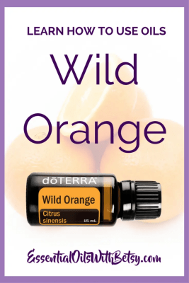 Want to learn about doTERRA Wild Orange essential oil usage tips and how to? Click here to learn all about how I use orange oil, and doTERRA suggested uses.