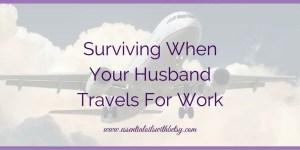 Husband Travels For Work Survival Guide