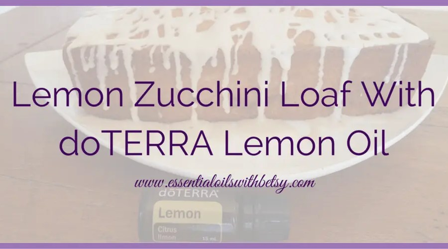 Lemon Zucchini Loaf With doTERRA Lemon Oil. Are you ready for this amazing recipe? Scrumptious lemony flavor, with the addition of healthy zucchini, and it's organic! Plus it's made with doTERRA Lemon oil, which gives an amazing flavor punch. I adore cooking with essential oils. Here's the recipe for the delicious Glazed Lemon Zucchini Loaf With doTERRA Lemon essential oil. What a delicious mouthful, right? Enjoy it! #youcanthankmelater You may even want to double this for two loaves!