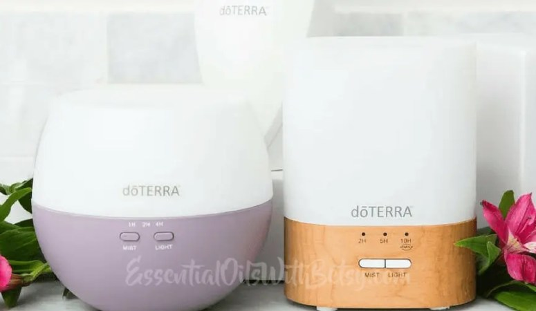 Choosing The Best doTERRA Diffuser For You