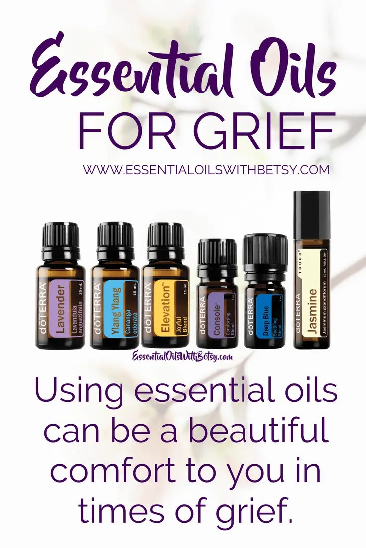 Essential oils don't take away the process of grieving.  But they do help ease feelings around the loss.  They are comforting when comfort is much needed.  I'm going to share a few oils that have been helping me deal with the loss of dear friends and family members this past year.  There is no one size fits all for grief and loss.  But I recommend giving essential oils a try.  doTERRA oils have been a beautiful comfort to me in times of grief.