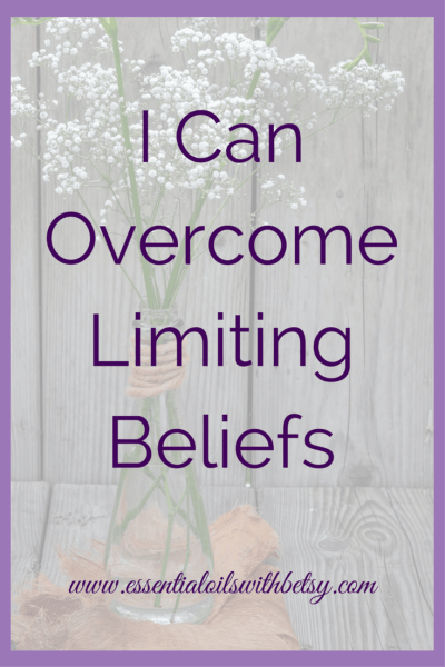 """I Can Overcome Limiting Beliefs Say this to yourself. """"I can overcome limiting beliefs."""" To overcome limiting beliefs will take time. The journey won't be easy. It starts with two of the most powerful words in the English language. """"I can"""". Mired In Limited Belief Many of us have found ourselves """"stuck"""" at some point. Mired down with a limited belief. A limited belief means your mindset tells you something isn't possible."""