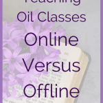 Teaching Oil Classes Online Versus Offline Let's discuss the merits of teaching oil classes online versus offline. First, I'm going to share a few pros and cons for each. Then you can decide how you prefer to teach. Remember, you can mix it up, too. It's fine to teach oil classes both ways!