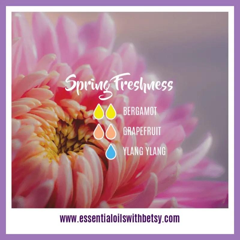 Spring Freshness Diffuser Blend