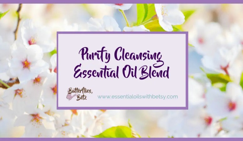 doTERRA Purify Cleansing Blend