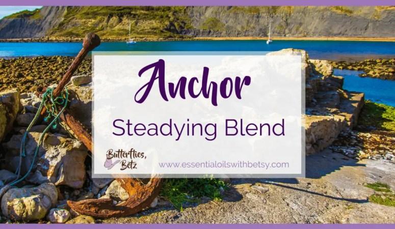 doTERRA Anchor Steadying Blend