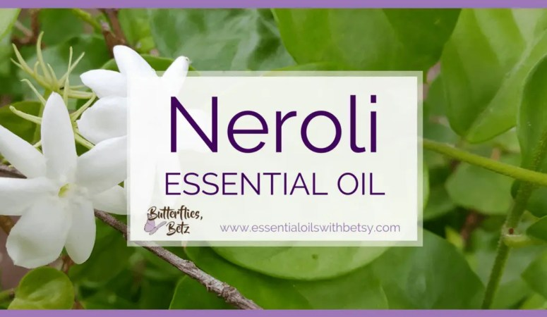 doTERRA Neroli Essential Oil