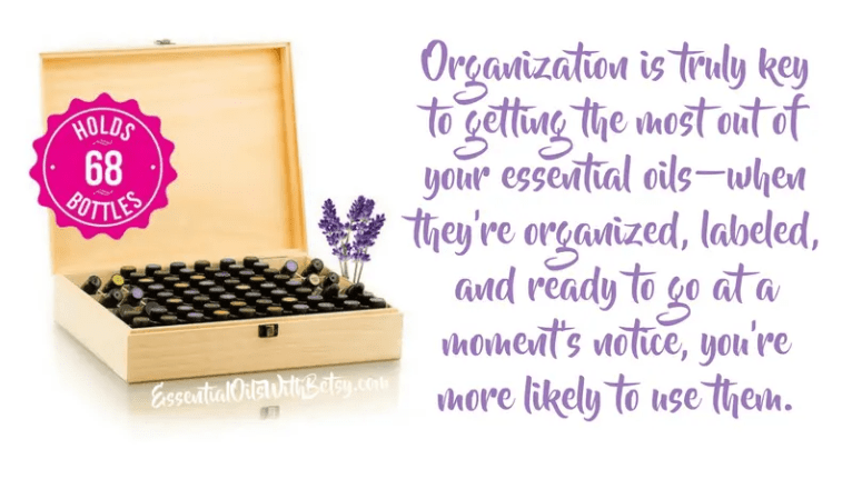 Merry Essential Oil Christmas Gift #2 – Great Storage Solutions for their Essential Oils: If the recipient of your gift is already an essential oil user, one of the best gifts you can give them is a high quality storage case or box. Organization is truly key to getting the most out of your essential oils—when they're organized, labeled, and ready to go at a moment's notice, you're more likely to use them. There's still time before the holidays to order a beautiful wooden essential oil storage box from Aroma Outfitters. These popular cases are durable, good looking, and come in a variety of different capacities for any collection size. If you or the person you're shopping for travels, Aroma Outfitters also carries durable travel cases.