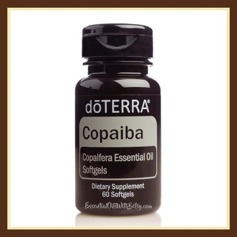 A Copaiba capsule is the safe,  easy way for you to use Copaiba internally.