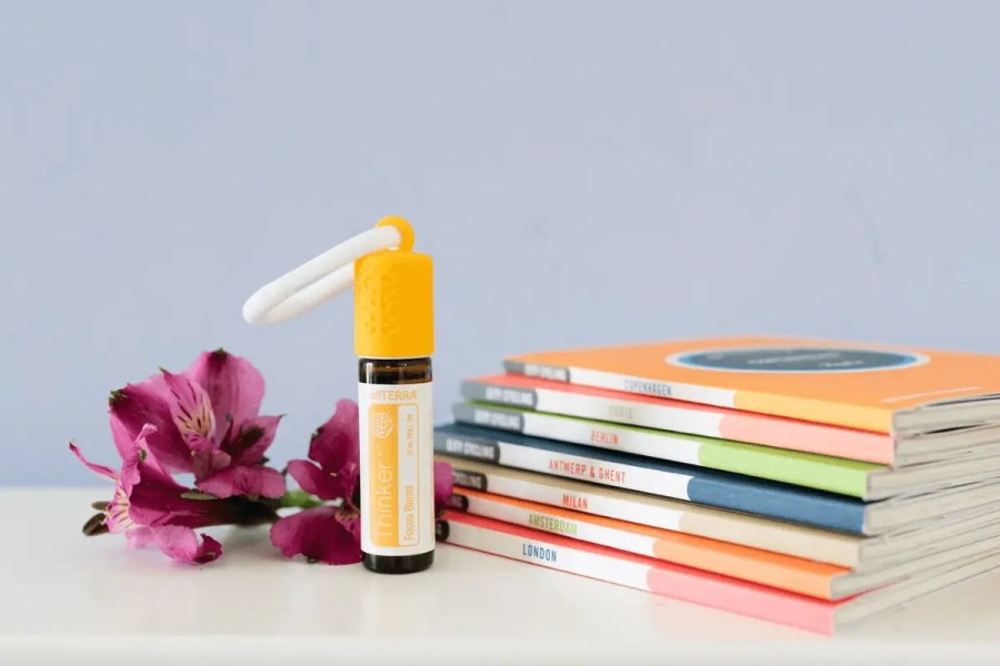Oils For Kids - doTERRA Thinker