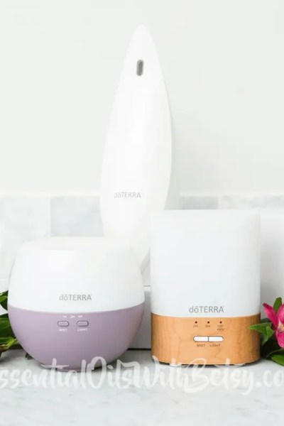 Use Essential Oils Aromatically With A Diffuser