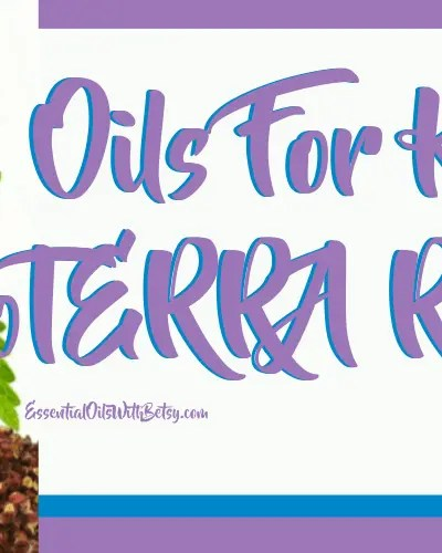 oils for kids doTERRA rescuer blend | doTERRA Rescuer is a soothing essential oil blend for kids. It helps children soothe their active bodies naturally. Ease tense feelings & muscle discomfort.