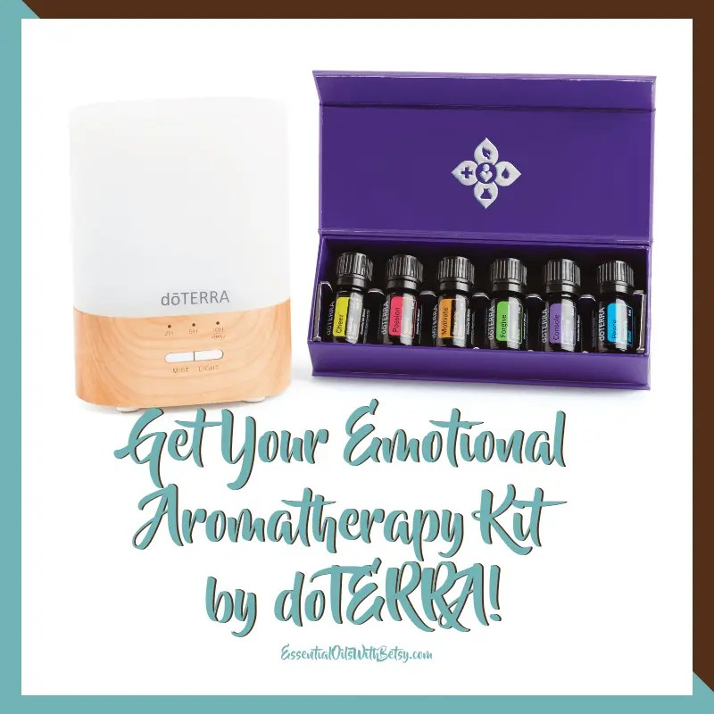 Get Your Emotional Aromatherapy Kit by doTERRA