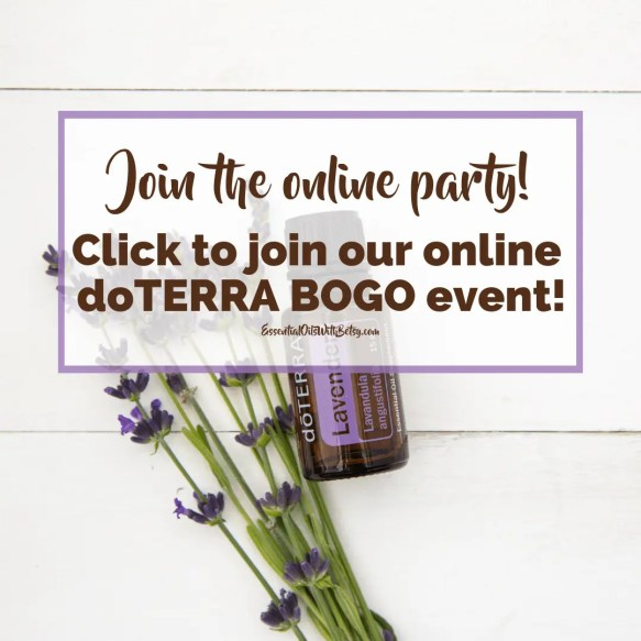 doTERRA bogo event online