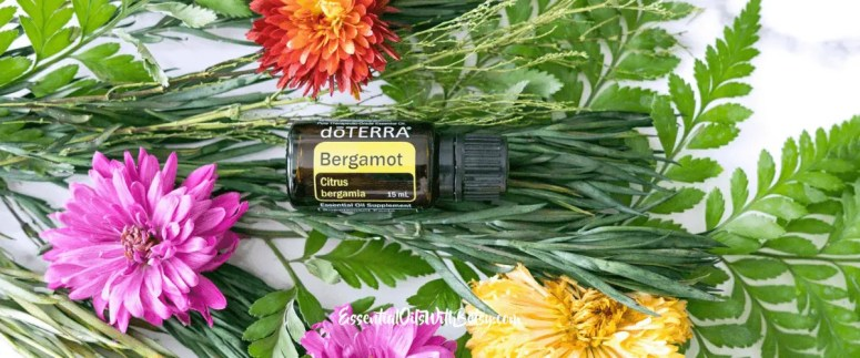 How to use doTERRA Bergamot essential oil