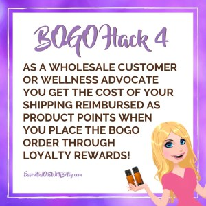 HACKS TO MAXIMIZE YOUR DOTERRA BOGO SAVINGS