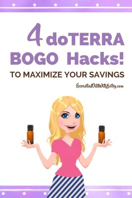 doTERRA BOGO Savings Hacks
