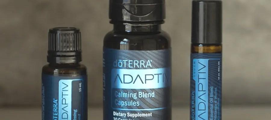 doTERRA Adaptiv Essential Oil System