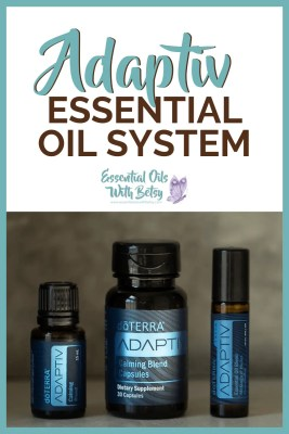 doTERRA Adaptiv Essential Oil System