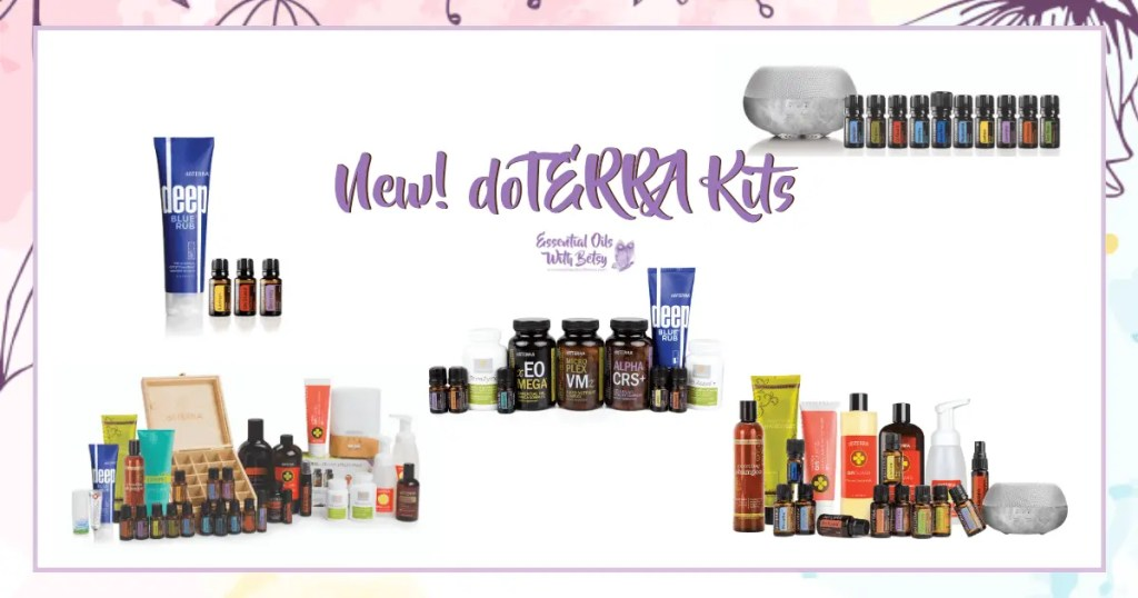 new doterra kits - sign up - become a doTERRA consultant - doTERRA rep
