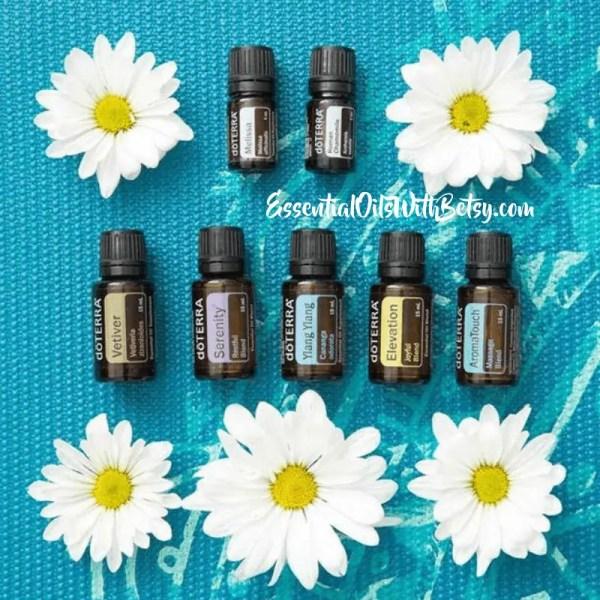 Buy doTERRA essential oils