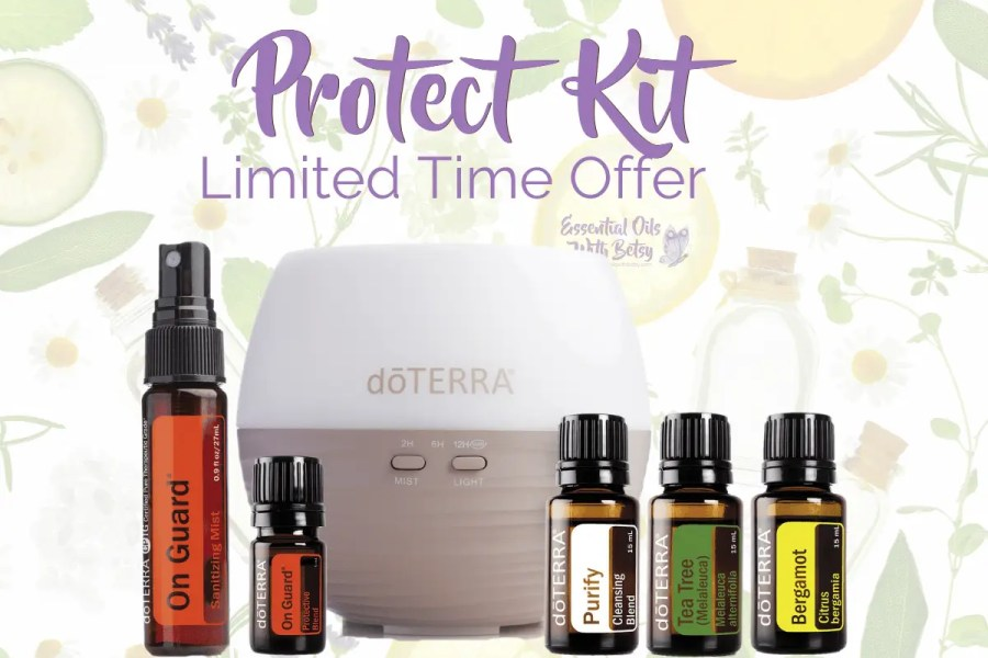 BUY DOTERRA Protect KIT - limited time special offer May 2020