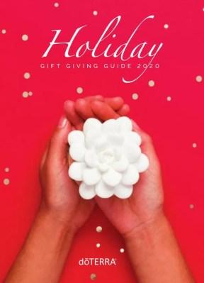 doTERRA holiday catalog 2020 - christmas doTERRA