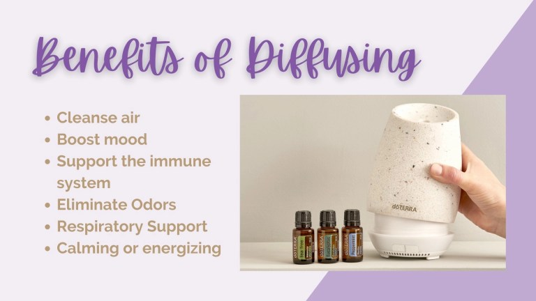 What Are The Benefits Of Diffusing Essential Oils?