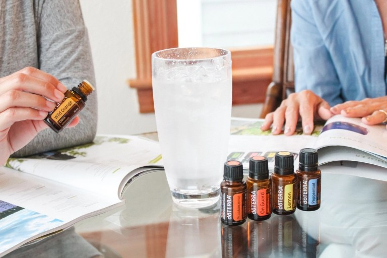How To Grow Your Essential Oils Business