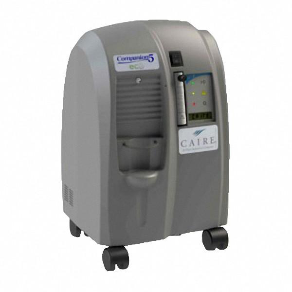 Companion 5 Concentrator WITH O2 Monitor