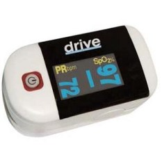 Fingertip Pulse Oximeter 2-Way LED Display