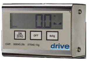 Digital Scale For Patient Lift 600 Lbs Capacity