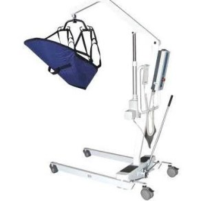 Bariatric Patient Lift 450 Lbs  Battery Powered Electric