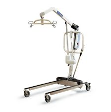 Invacare Reliant 450 Full Electric Patient Lift, Manual Low Base, 450 Lb