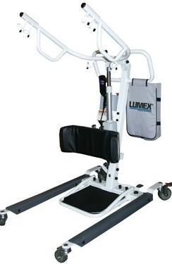 Patient Lift Lumex 600 Lbs, Electric