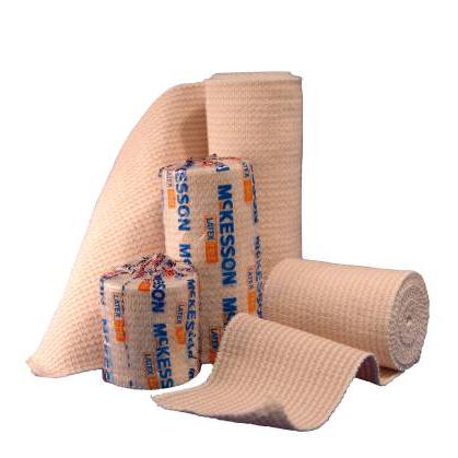 4″x5 Yards Elastic Bandage, BOX OF 10