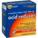 Famotidine 20mg Acid Tablets, BOX OF 25