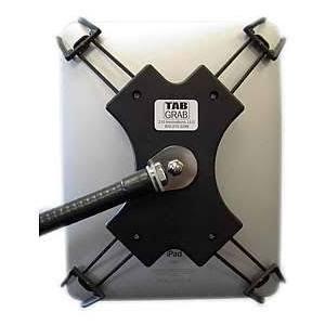 Safe-T-Mate Tab Grabber Wheelchair Tablet Computer/eReader Holder