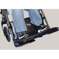 Econo Footrest 1″ Extender, Fits 16″-18″ Wheelchair, EACH