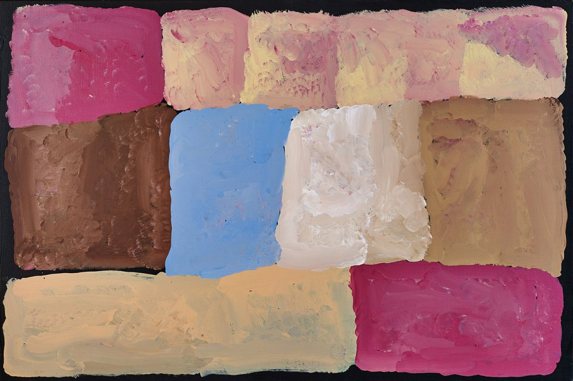 Kudditji Kngwarreye My Country, 2009