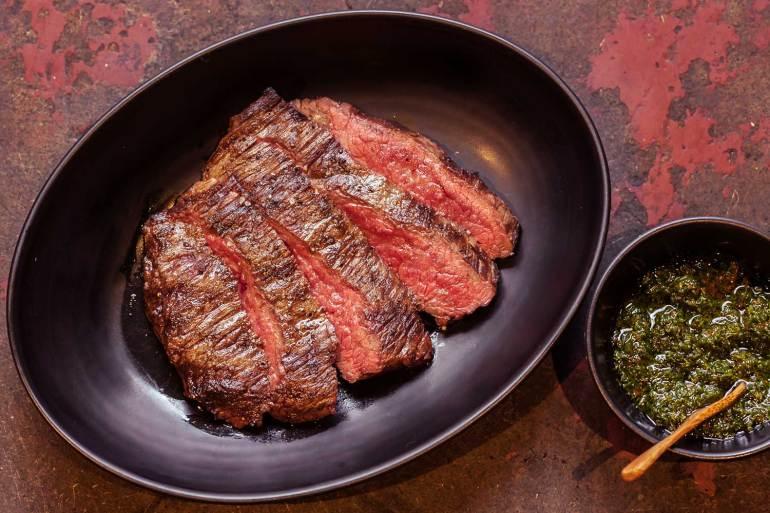 Vacío: O'Connor's premium pasture fed flank steak