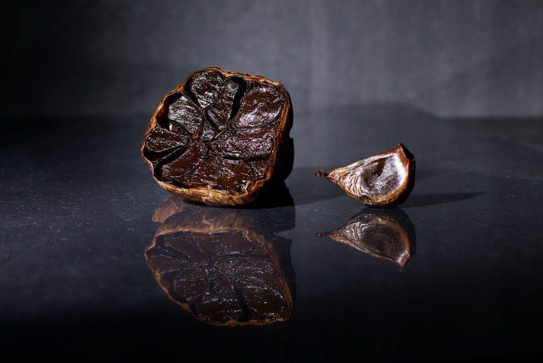 Garlicious® Grown black garlic