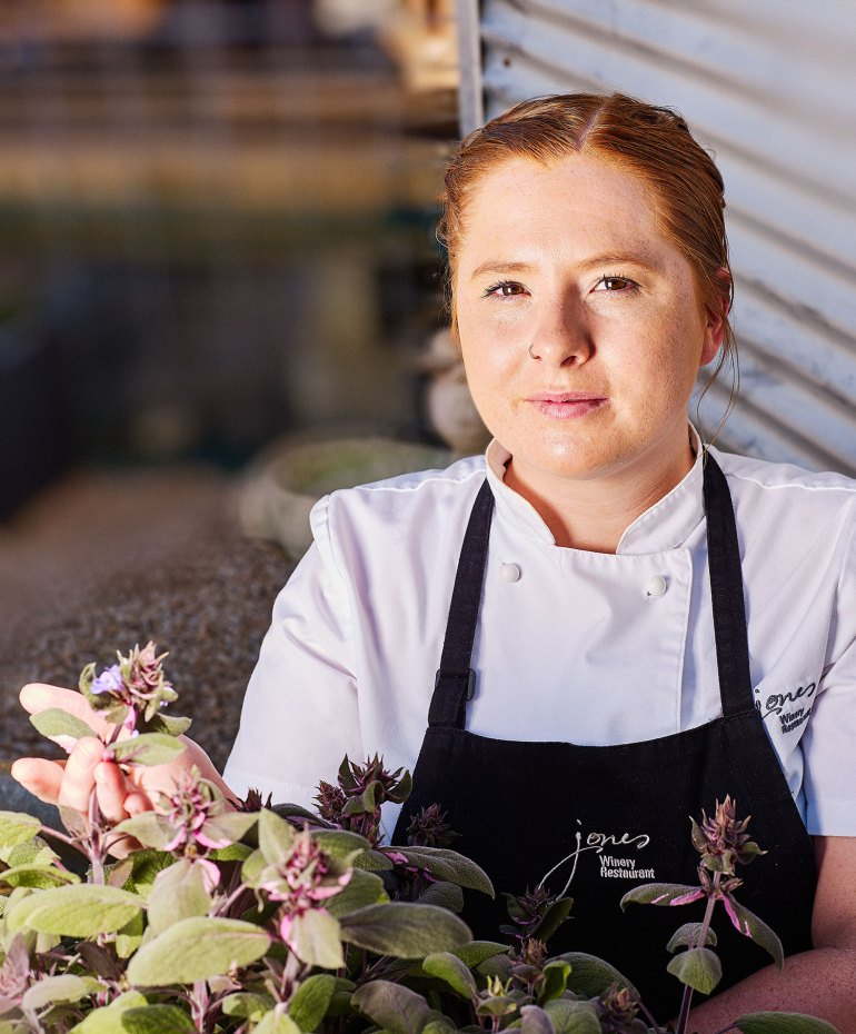 Briony Bradford Head Chef