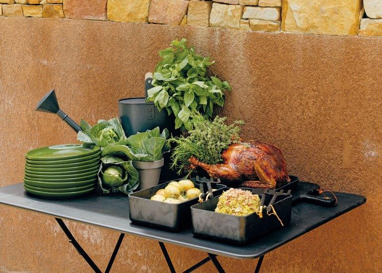 Chyka Celebrate Thanksgiving Turkey