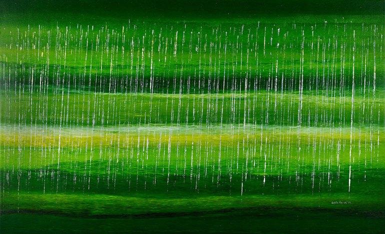 Rosella Namok, Iron Range – Stinging Rain