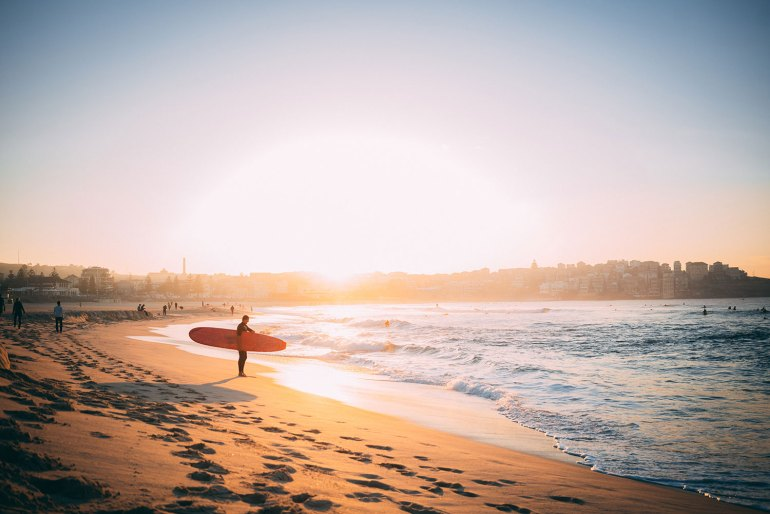 Live from Aus is a round-up of the country's best travel adventures by Tourism Australia