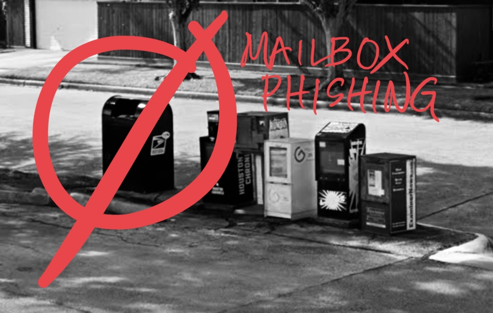 West U police warn again about 'mailbox phishing' theft of checks, credit cards